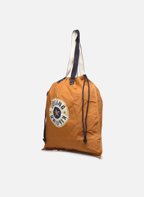 Handtaschen kipling New Hiphurray L Fold braun schuhe getragen