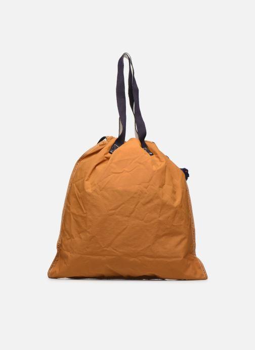Handtaschen kipling New Hiphurray L Fold braun ansicht von vorne