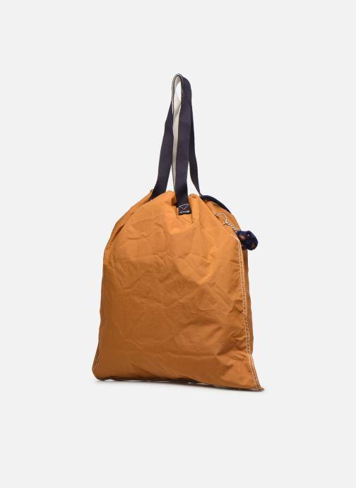 Handtaschen kipling New Hiphurray L Fold braun ansicht von rechts