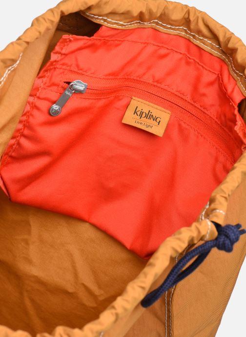 Handtassen kipling New Hiphurray L Fold Bruin achterkant