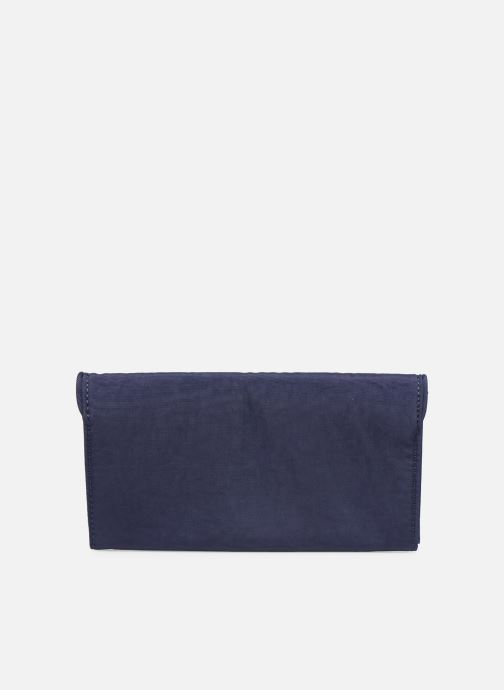 Petite Maroquinerie kipling Supermoney Bleu vue face