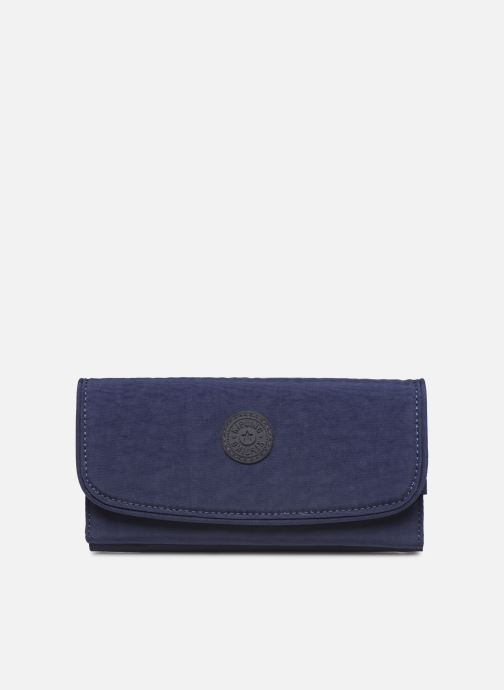 Kleine lederwaren Kipling Supermoney Blauw detail