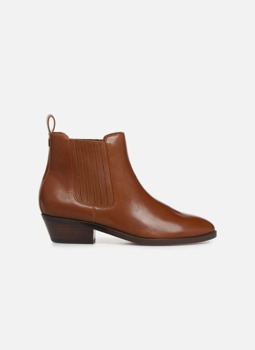 Boots en enkellaarsjes Lauren Ralph Lauren Ericka Boots  Bruin achterkant