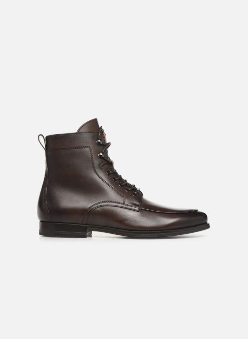 Bottines et boots Santoni Mars 16780 Marron vue derrière