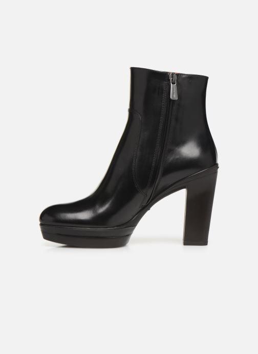 Bottines et boots Santoni Blair 56651 Noir vue face