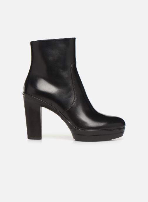 Bottines et boots Santoni Blair 56651 Noir vue derrière