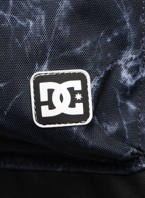 Sacs à dos DC Shoes BACKSIDER PRINT Noir vue gauche