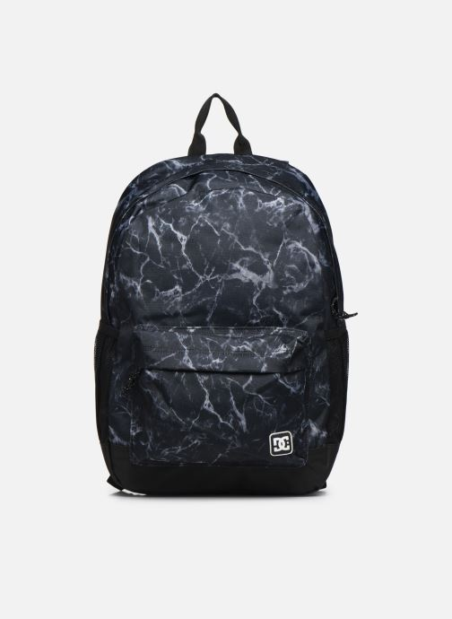 Mochilas DC Shoes BACKSIDER PRINT Negro vista de detalle / par