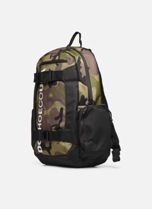 Rucksacks DC Shoes CHALKERS Green model view