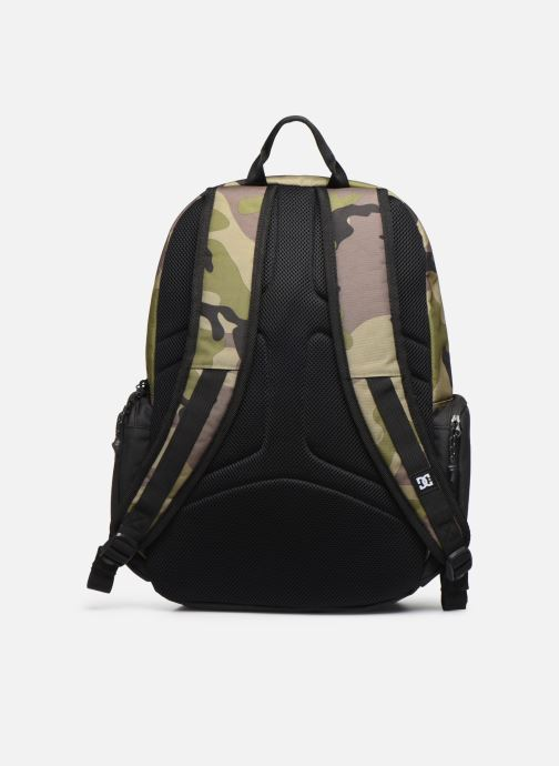 Rucksacks DC Shoes CHALKERS Green front view