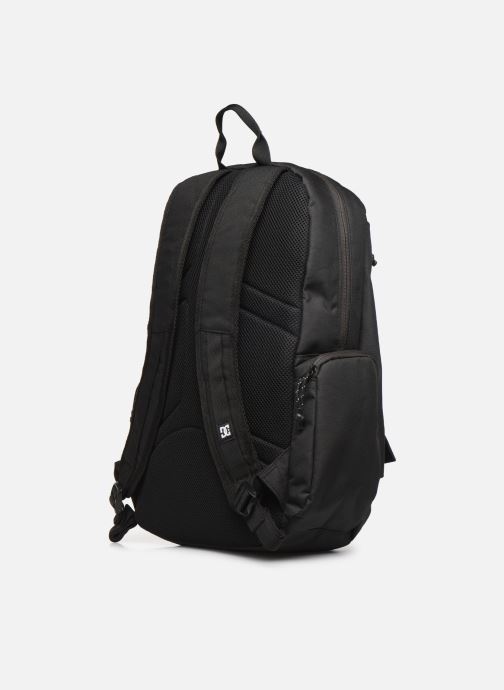 Rucksacks DC Shoes CHALKERS Black view from the right