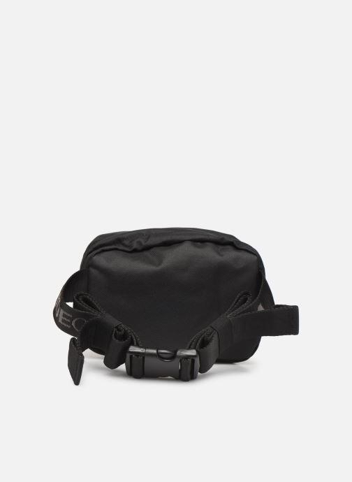 Bolsos de hombre DC Shoes SLING BLADE Negro vista de frente