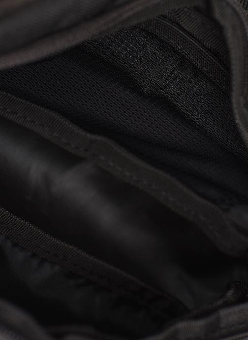 Bolsos de hombre DC Shoes ZACHERS Negro vistra trasera