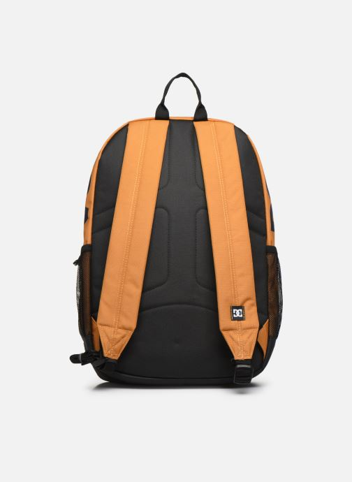 Rucksacks DC Shoes BACKSIDER CB Yellow front view