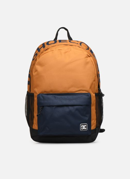 Rucksacks DC Shoes BACKSIDER CB Yellow detailed view/ Pair view