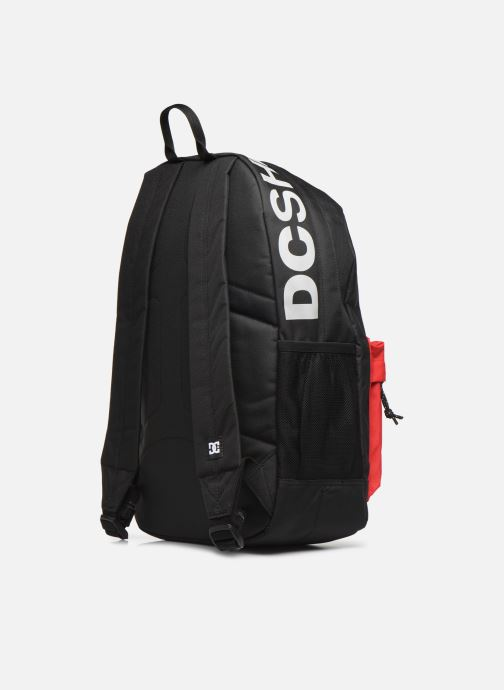 Rucksacks DC Shoes BACKSIDER CB Black view from the right