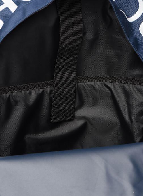 Rucksacks DC Shoes BACKSIDER Blue back view