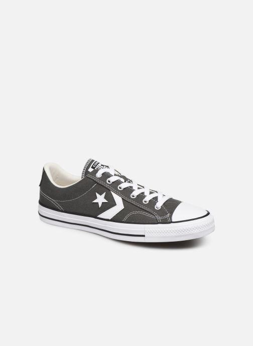 Sneaker Converse Star Player Canvas Ox grau detaillierte ansicht/modell