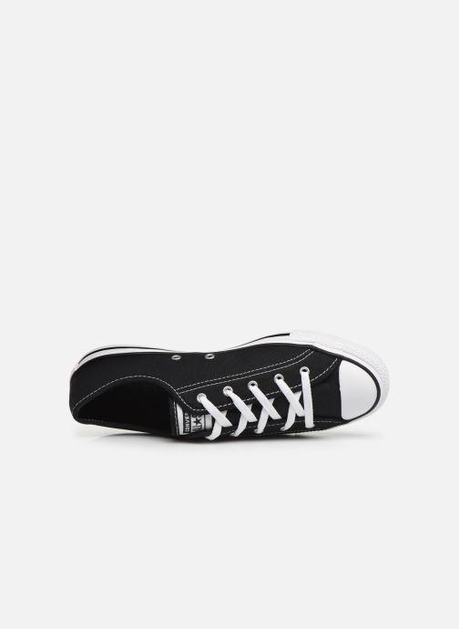 Sneakers Converse Chuck Taylor All Star Dainty Canvas Ox Zwart links