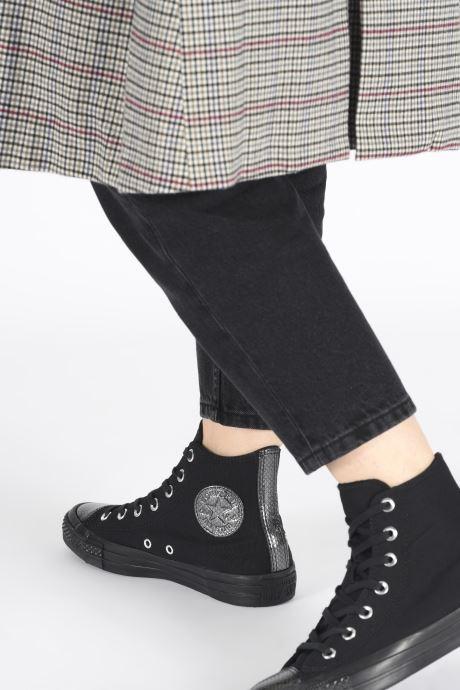 Sneakers Converse Chuck Taylor All Star Stargazer Hi Zwart onder