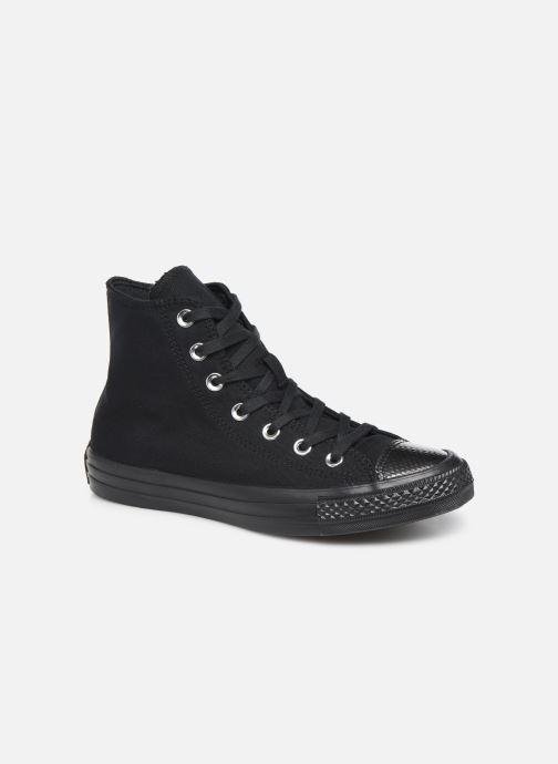 Sneakers Converse Chuck Taylor All Star Stargazer Hi Zwart detail