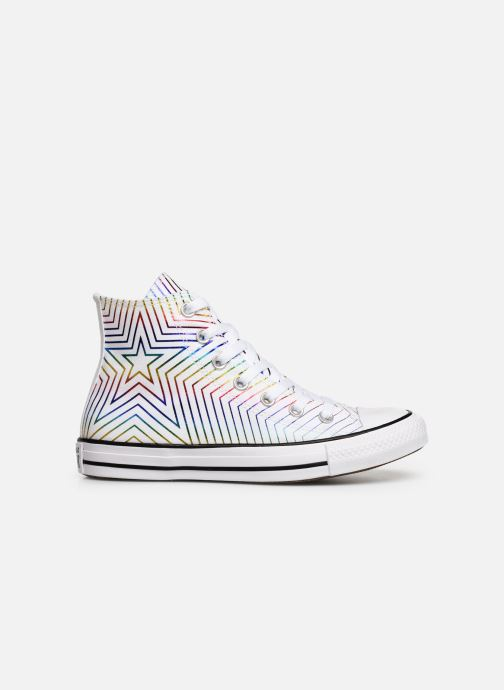 Baskets Converse Chuck Taylor All Star All Of The Stars Hi W Blanc vue derrière