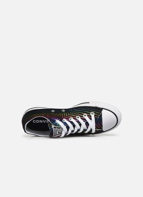 Trainers Converse Chuck Taylor All Star All Of The Stars Ox W Black view from the left