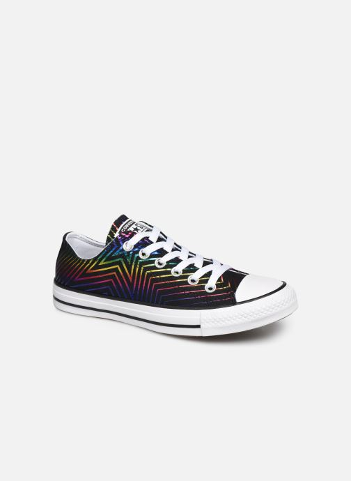 Baskets Converse Chuck Taylor All Star All Of The Stars Ox W Noir vue détail/paire