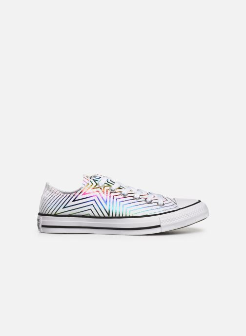Baskets Converse Chuck Taylor All Star All Of The Stars Ox W Blanc vue derrière