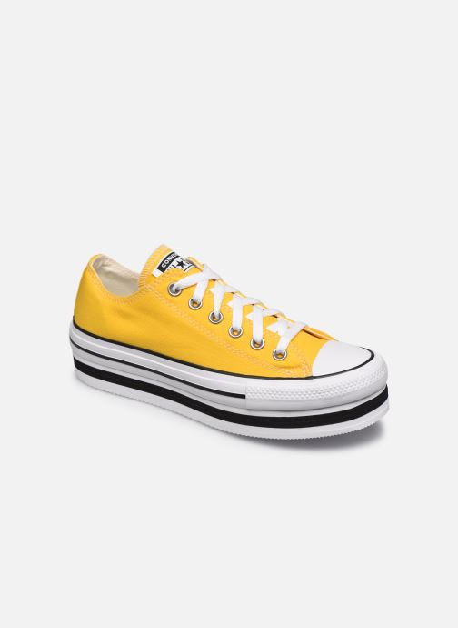 Deportivas Mujer Chuck Taylor All Star Layer Bottom Ox
