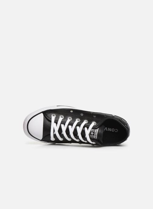 Sneakers Converse Chuck Taylor All Star Leather Studs Ox Zwart links