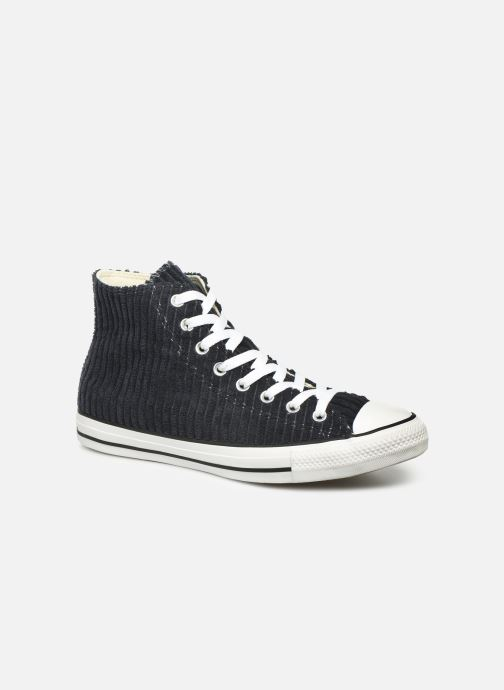 Trainers Converse Chuck Taylor All Star Wide Wale Cord Hi Blue detailed view/ Pair view