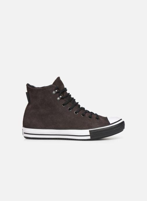 Sneaker Converse Chuck Taylor All Star Winter Waterproof Hi braun ansicht von hinten