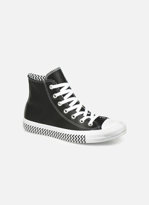 Converse Chuck Taylor All Star Mission-V Hi (Noir) - Baskets ...