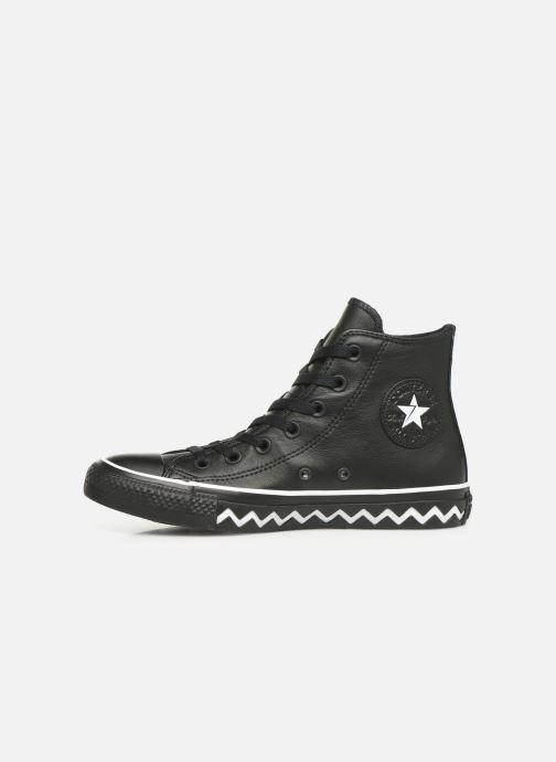 Baskets Converse Chuck Taylor All Star Mission-V Hi Noir vue face