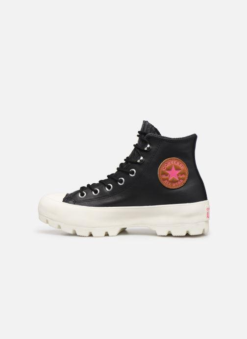 Sneakers Converse Chuck Taylor All Star Lugged Winter Retrograde Hi Zwart voorkant