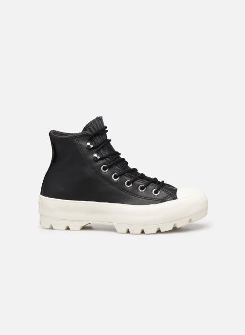 Sneakers Converse Chuck Taylor All Star Lugged Winter Retrograde Hi Zwart achterkant