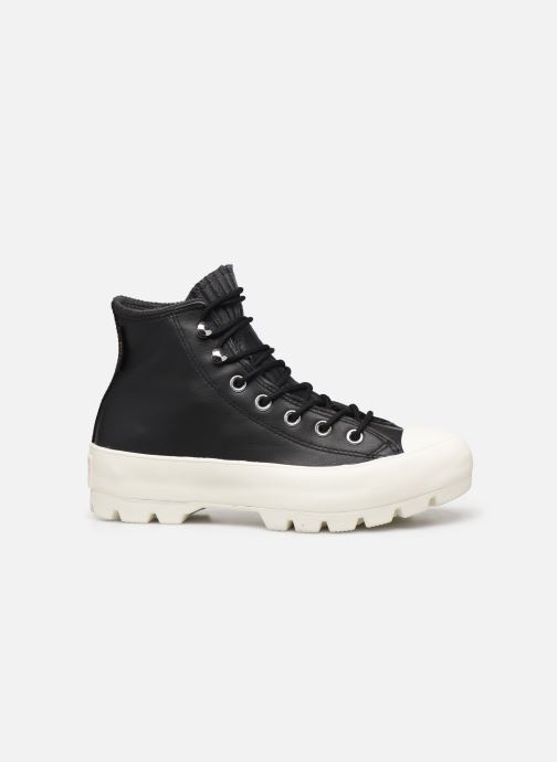 Baskets Converse Chuck Taylor All Star Lugged Winter Retrograde Hi Noir vue derrière
