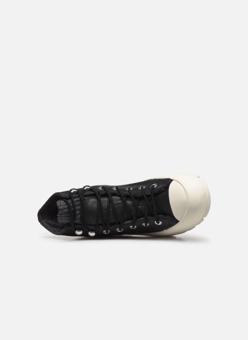 Baskets Converse Chuck Taylor All Star Lugged Winter Retrograde Hi Noir vue gauche