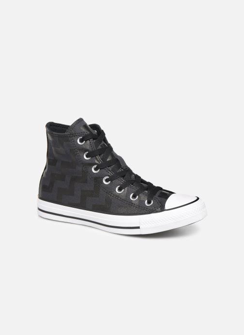 Sneakers Converse Chuck Taylor All Star Glam Dunk Hi Nero vedi dettaglio/paio