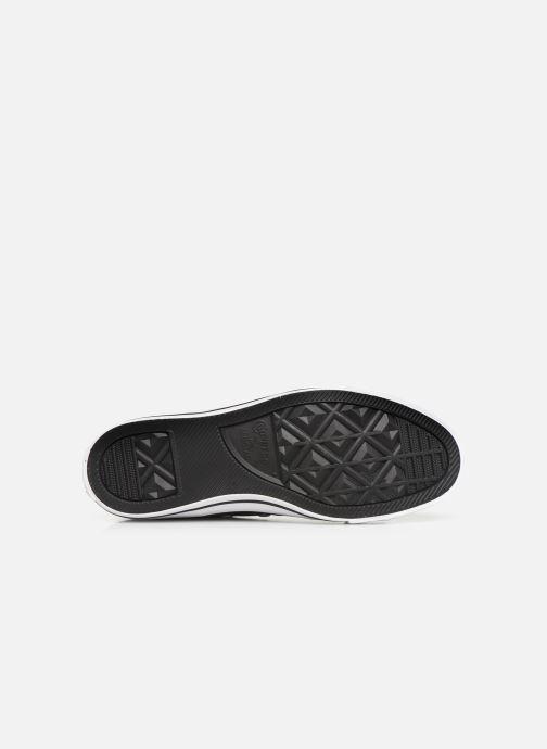 Sneakers Converse Chuck Taylor All Star Glam Dunk Ox Zwart boven