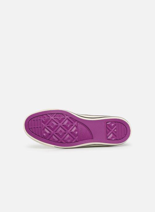 Sneakers Converse Chuck Taylor All Star Glitter Hi Lilla se foroven