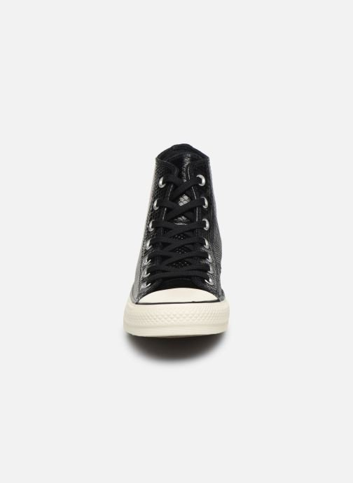 Sneakers Converse Chuck Taylor All Star Metallic Snake Hi W Zwart model