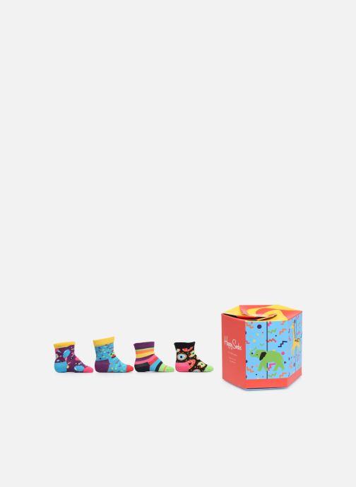 Sokken en panty's Happy Socks Kids Carousel Gift Box Lot de 4 Multicolor detail