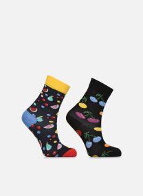 2 Pack Cherry Socks