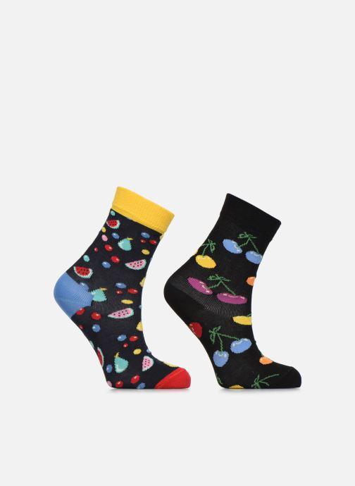 Chaussettes et collants Happy Socks 2 Pack Cherry Socks Multicolore vue détail/paire