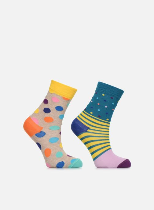 Chaussettes et collants Happy Socks 2 Pack Big Dit Socks Multicolore vue détail/paire