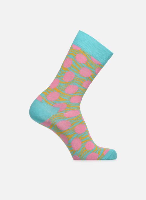 Chaussettes et collants Happy Socks Chaussette Tiger Dot Multicolore vue détail/paire