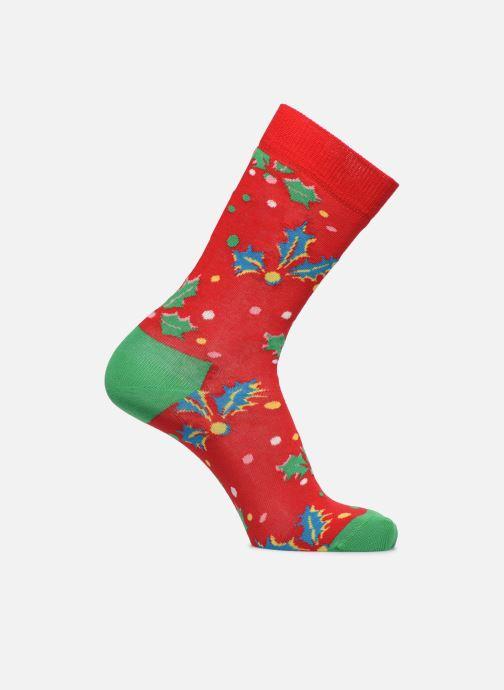 Chaussettes et collants Happy Socks Chaussette Holly Rouge vue détail/paire