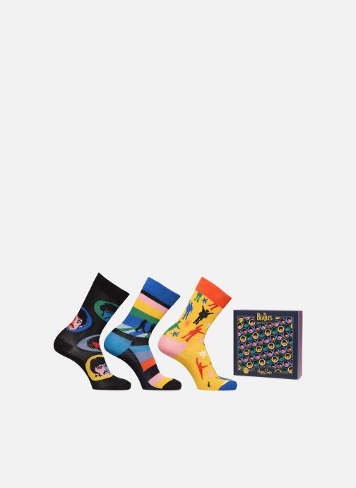 Chaussettes et collants Happy Socks The Beatles Gift Box Lot de 3 Multicolore vue détail/paire
